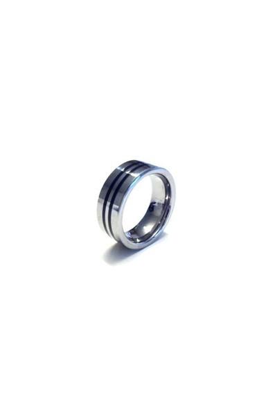 Betico Fashion Gümüş Alyans Yüzük