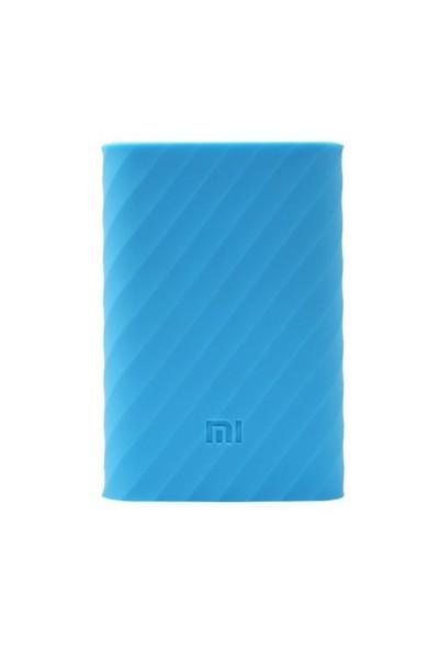 Case 4U Xiaomi 10000 mAh Taşınabilir Şarj Cihazı Mavi Kılıf