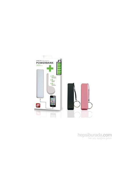 Petrix 2600 mAh Taşınabilir Şarj Cihazı Siyah - PFPB2200