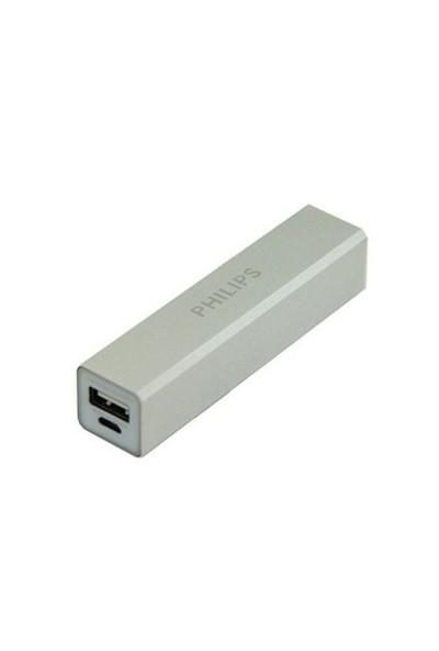 Philips DLP2503 2600 mAh Taşınabilir Şarj Cihazı