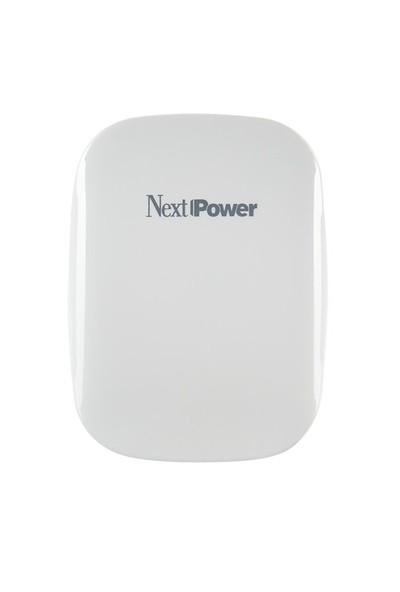 Next Power Rock III 6000 mAh Taşınabilir Şarj Cihazı Beyaz