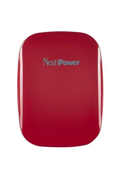 Next Power Rock III 6000 mAh Taşınabilir Şarj Cihazı Fuşya