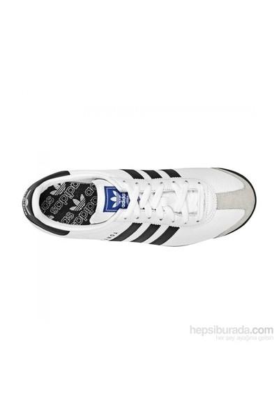 Adidas Unisex Günlük Ayakkabı Spor Beyaz 675033 Samoa