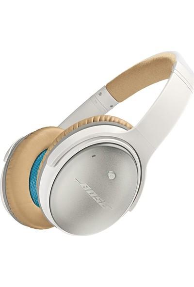 Bose QuietComfort 25 Beyaz Kulak Üstü Kulaklık Samsung Android