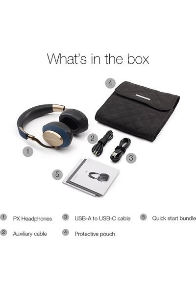 Bowers & Wilkins PX Wireless Altın Bluetooth Kulak Üstü Kulaklık