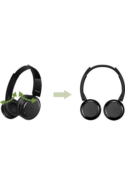 Panasonic RP-BTD5E-K Siyah Wireless Bluetooth Kulak Üstü Kulaklık