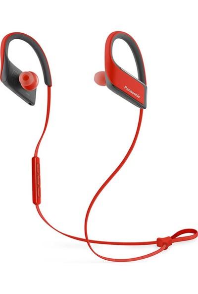 Panasonic RP-BTS30E-R Kırmızı Wireless Bluetooth Kulak İçi Spor Kulaklığı
