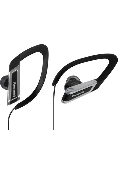Panasonic RP-HS200E-K Siyah Kablolu Kulak İçi Spor Kulaklığı