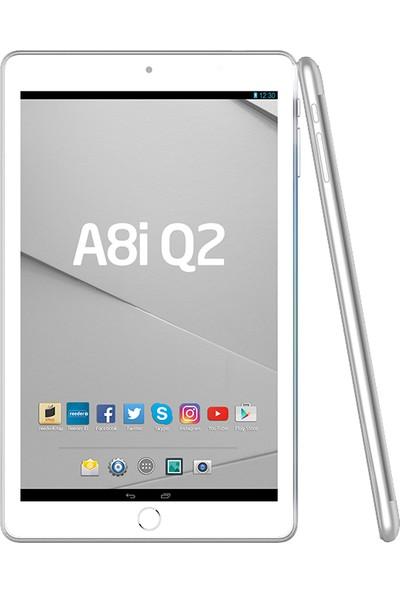 "Reeder A8i Q2 16GB 8"" IPS Tablet - Gümüş"