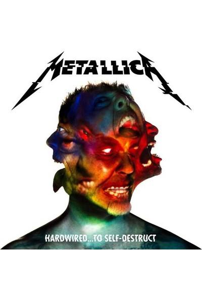 Metallica - Hardwired To Self Destruct 3 CD