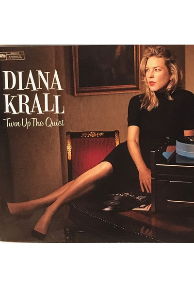 Diana Krall – Turn Up The Quiet CD