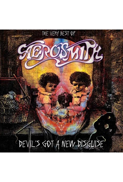 Aerosmith ‎– The Very Best Of Aerosmith CD