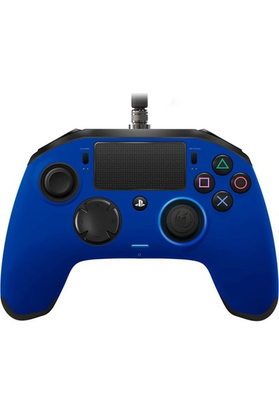 Nacon Ps4 Nacon Revolution Pro Controller Blue - Ps4 Nacon Kol Mavi