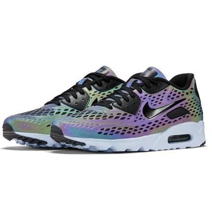 Nike Air Max 90 Ultra Moire Qs Hologram 777427 200 Erkek Yürüyüş Ve Koşu Ayakkabısı