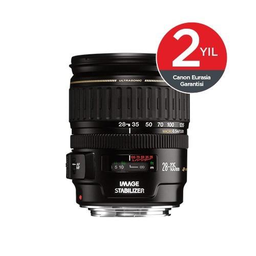 Canon EF28-135MM F3.5-5.6 IS USM Objektif