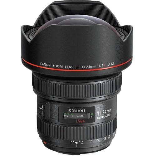 Canon Lens EF11-24/4L USM (EUR)