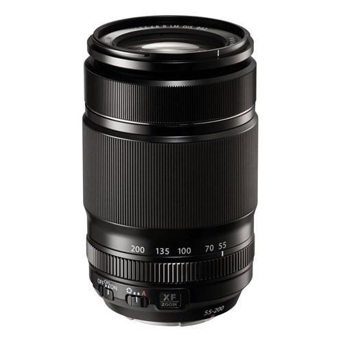 Fujifilm X-Pro Lens XF55-200 Mm