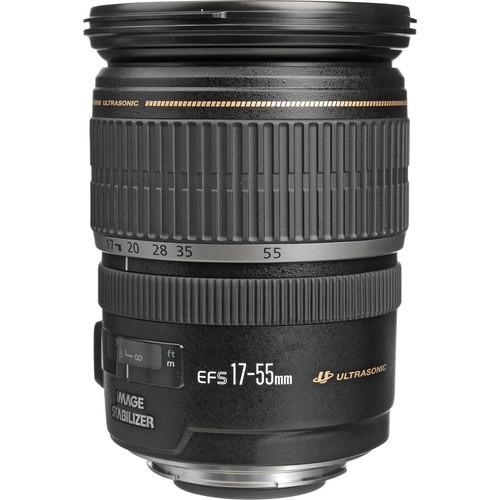 Canon EF-S 17-55MM F2.8 IS USM Objektif