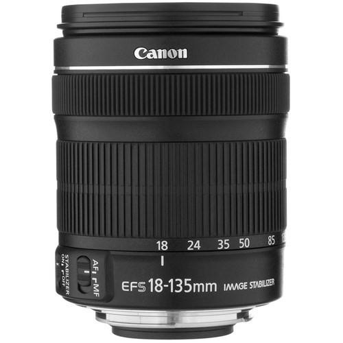 Canon EF-S 18-135MM F3.5-5.6 IS Objektif