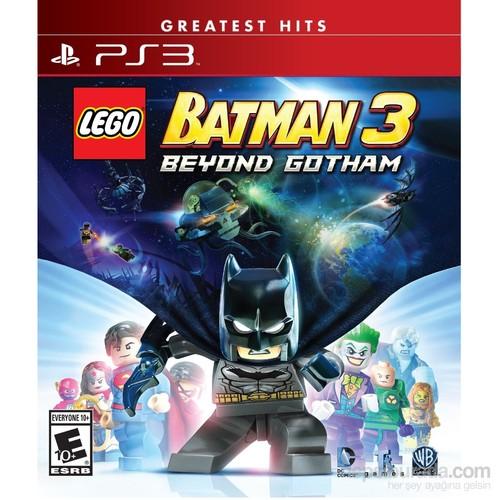 Lego Batman 3 Beyond Gotham PSX3