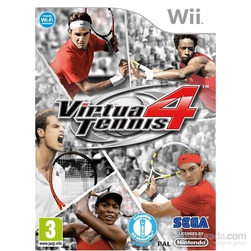 Sega Wii Vırtua Tennıs 4