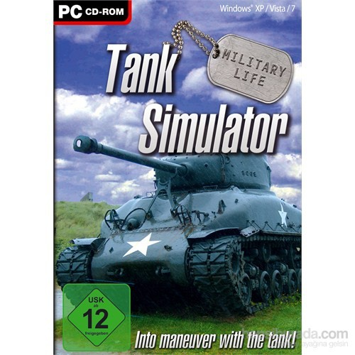Tank Simulator PC