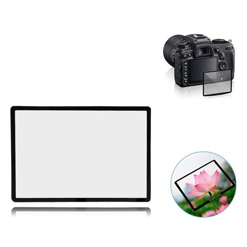 Canon 1000D İçin Pro.Optical Lcd Ekran Koruyucu 0.5Mm Cam