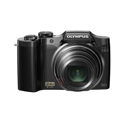 """Olympus SZ-30MR 16MP 3""""LCD Dijital Fotoğraf Makinesi Siyah"""
