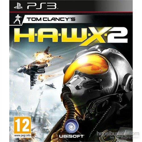 Tom Clancy's H.A.W.X 2 Ps3 Oyunu