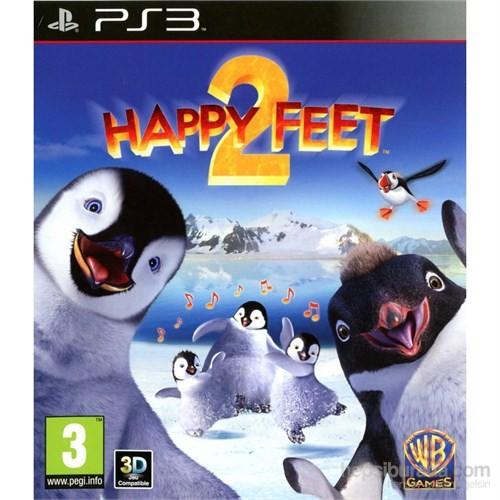Happy Feet 2 Ps3 Oyunu