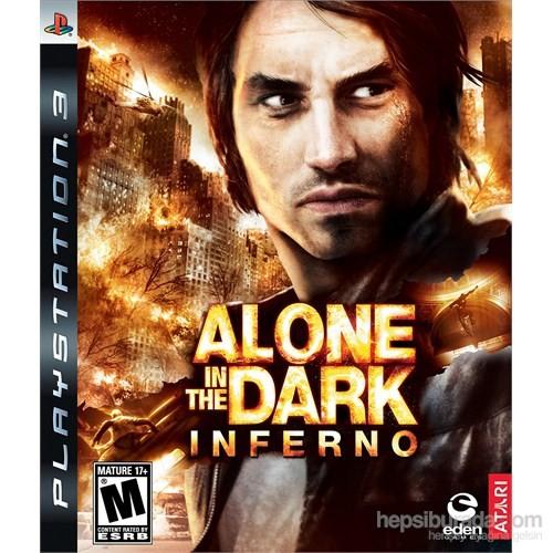 Alone In The Dark İnferno Ps3 Oyun