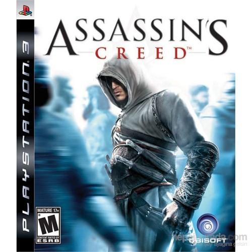 Assassin's Creed Ps3 Oyunu
