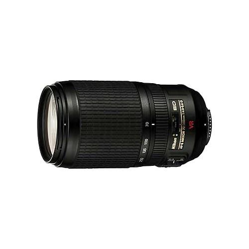 Nikon AFS VR 70-300 G/4.5-5.6G Objektif
