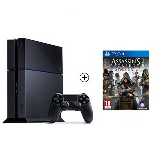 Sony Playstation 4 500Gb Konsol + Assassin's Creed Syndicate