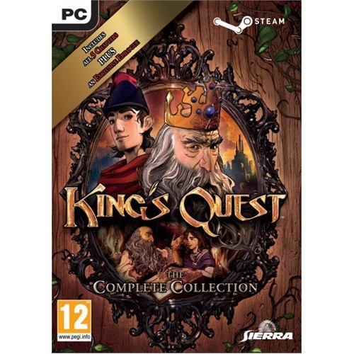 Activision Pc King Quest