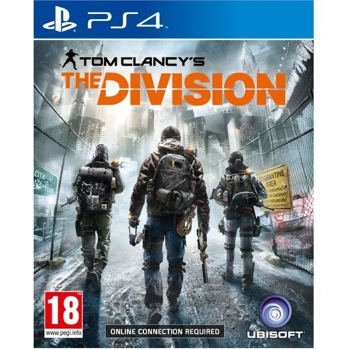 Ubisoft Ps4 Tom Clancy's The Division