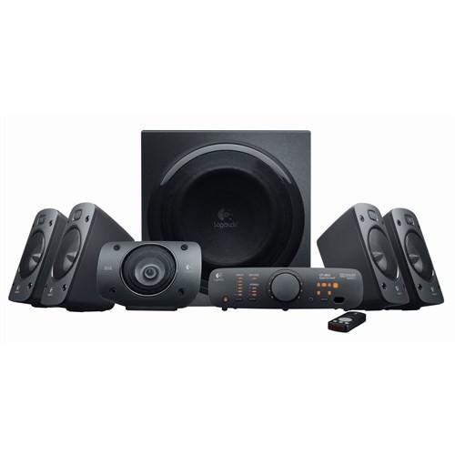 Logitech® Z-906 5.1 THX Speaker (980-000468)