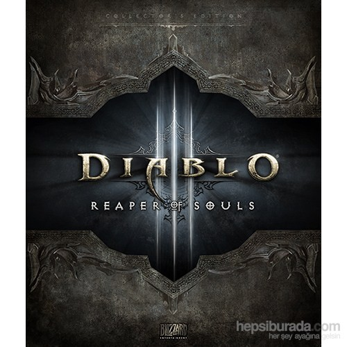Diablo 3 :Reaper Of Souls Collector Edition PC