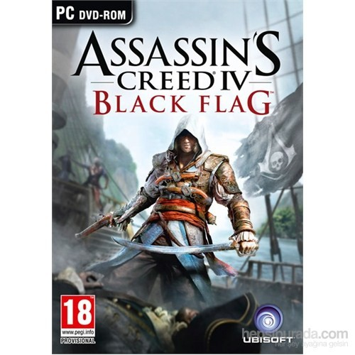 Assassin Creed IV Black Flag Standart Edition PC