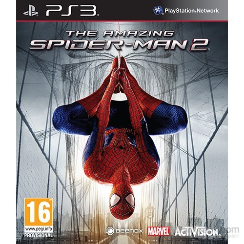 The Amazing Spiderman 2 PS3