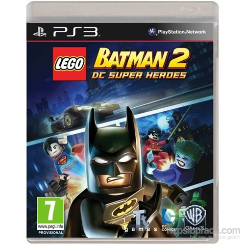 Lego Batman 2 PS3