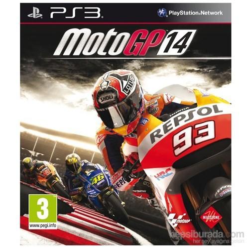 Moto GP 2014 PS3