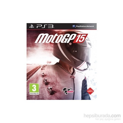 MotoGP 2015 PS3