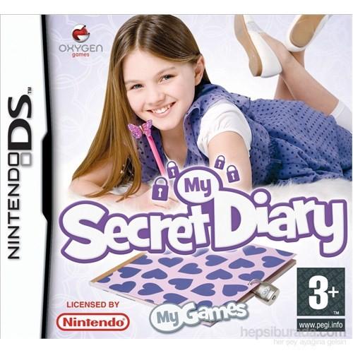 Nintendo Ds My Secret Dıary