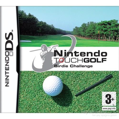 Nintendo Ds Nıntendo Touch Golf Bırdıe Challenge