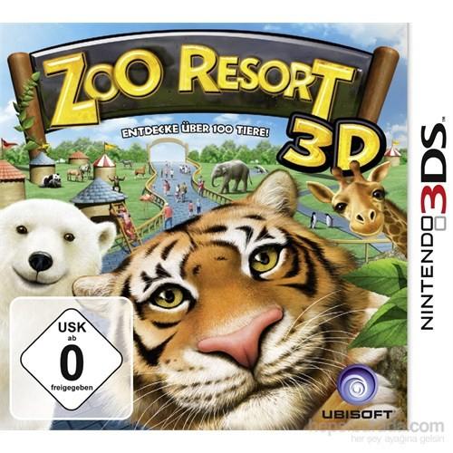 Ubisoft 3Ds Zoo Resort 3D