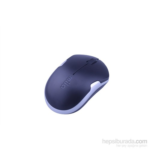 Classone Mila Kablosuz Siyah/Gümüş Mouse (ML361)