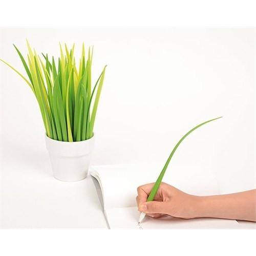 Buffer Pooleaf Yaprak Tasarımlı Tükenmez Kalem