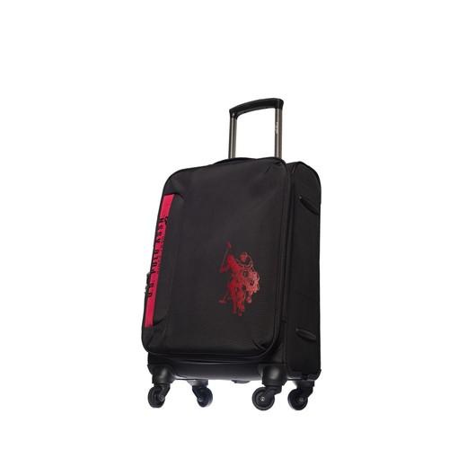 U.S. Polo Assn. Valiz Siyah PLVLZ6062-S