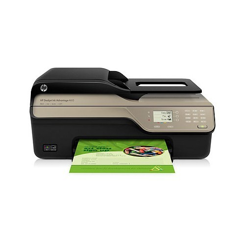 HP Deskjet Ink Advantage 4615 Faks + Fotokopi + Tarayıcı + Yazıcı CZ283C